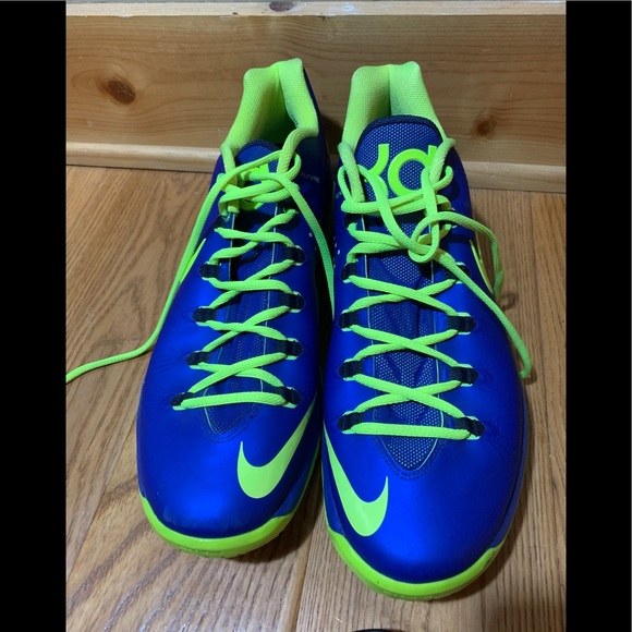 Nike Other - Men's Nike KD's size 12